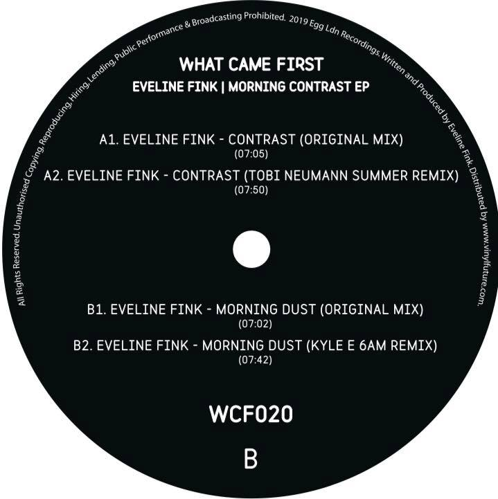 what came first ep Label