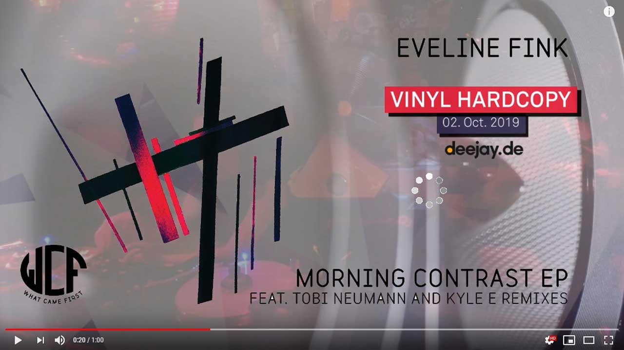 EP Morning Contrast – Vinyl Hardcopy – Out Soon